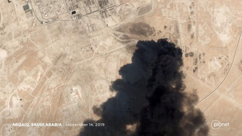 沙國油廠遇襲事件證據指向伊朗 美國官員:疑使用飛彈