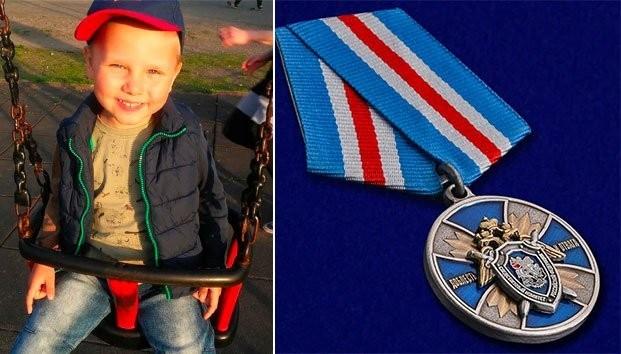 6歲小英雄衝火場救爺爺全身燒傷!國家追贈「勇氣勳章」