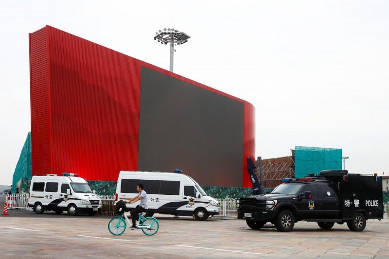 北京準備大閱兵 倒楣旅客被禁旅館不得外出