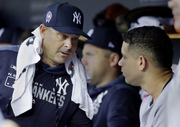 MLB》為何洋基沒被傷病擊垮? 總教練曝戰績不墜祕密