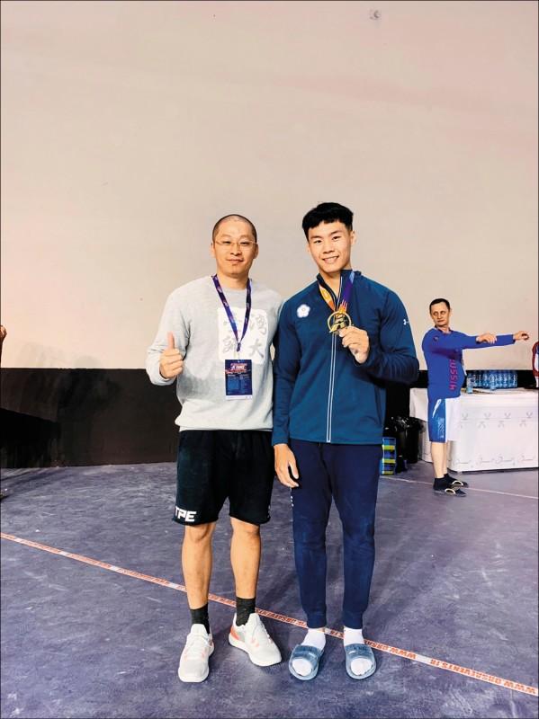 法國世界挑戰賽》唐嘉鴻單槓奪銅 世錦賽強心針