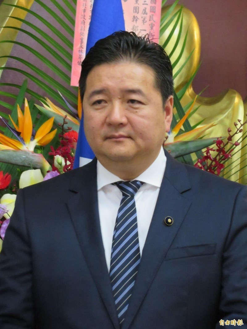 郭台銘好友、國民黨新北市議員林金結。(資料照)