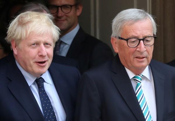 強生稱脫歐有進展 歐盟反駁:他沒拿出任何能打破僵局的方案