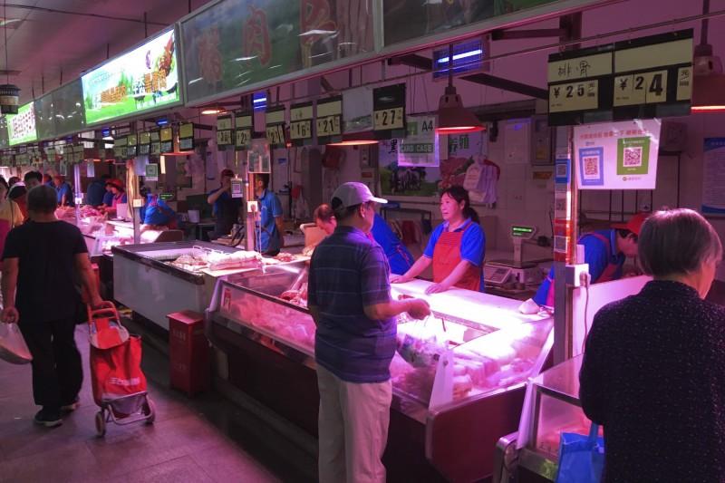 中國豬肉價漲不停!1週再漲近5% 肉販秘招躲官方查價