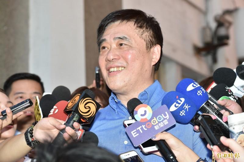 國民黨副主席郝龍斌。(資料照)