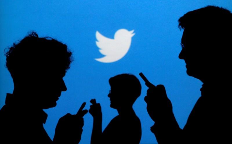 中國在推特上發動大量酸民 ,使用各國語言抵毀香港「反送中」抗爭。(路透檔案照)