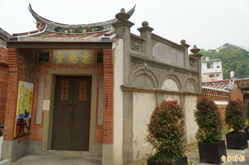 週末全國古蹟日 竹縣北埔4處古建築免費參觀