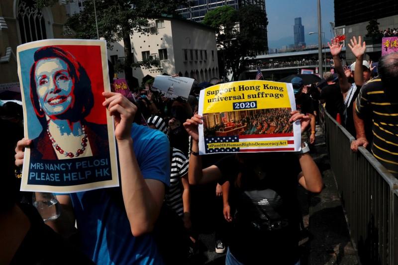 反送中》下週開始表決!美國會力推《香港人權與民主法案》