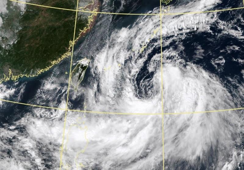「塔巴」颱風最快今生成! 外圍環流明起影響 北台秋意更濃