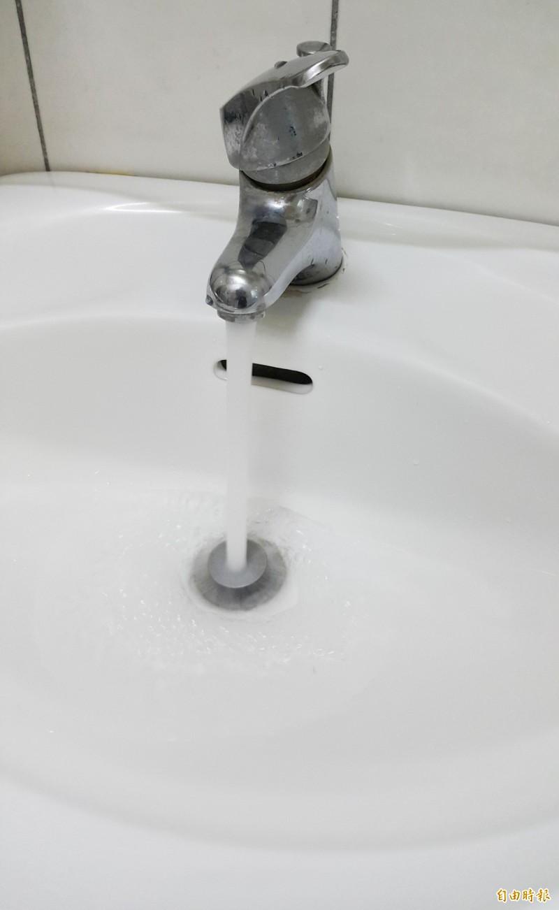 新竹縣新埔鎮多個里 26日早上起停水23個小時