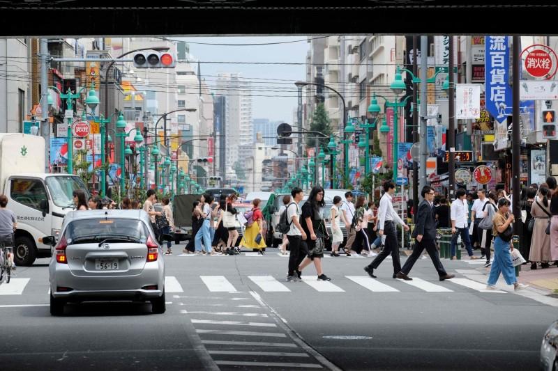 南韓8月訪日遊客銳減48% 台灣訪日遊客數名列第二