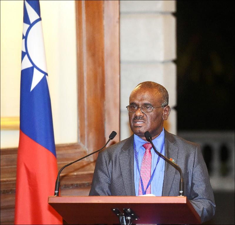 索國內閣決議轉向中國 剛訪台部長也投贊成票
