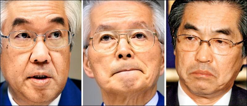 東電3主管核災無罪 福島人不滿