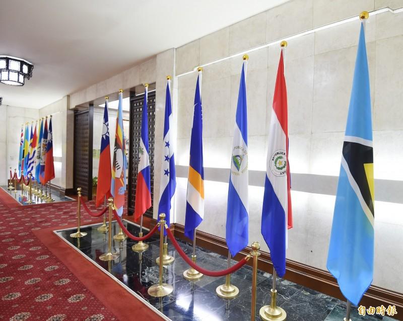 繼南太平洋友邦索羅門群島16日轉向中國後,外交部今天宣布與另一南太友邦吉里巴斯斷交。最近外媒還點名加勒比海友邦海地、南太友邦吐瓦魯,外交關係可能會有所鬆動。(資料照)