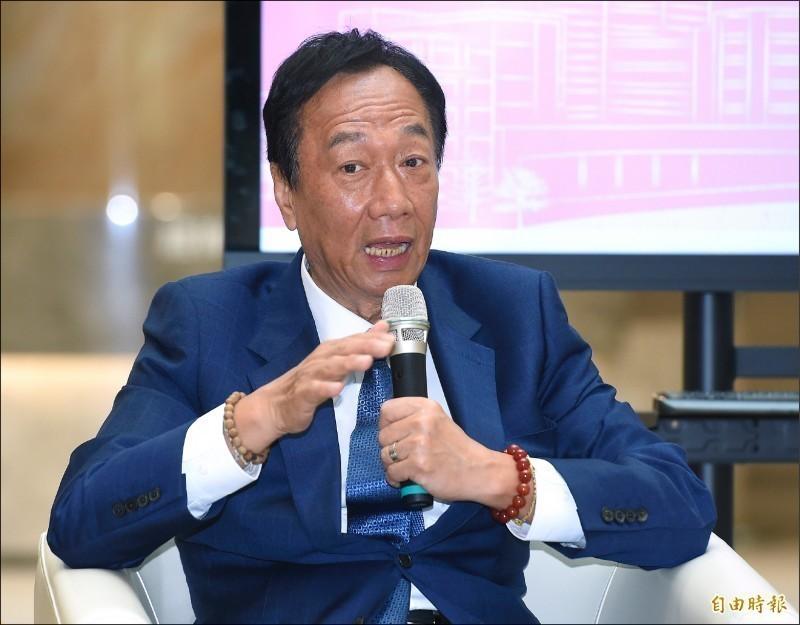 郭董退選「不是為了國民黨」 藍議員:是因為不會贏
