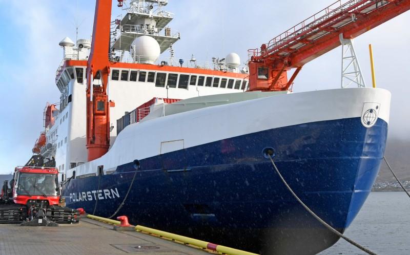 史上最大規模!19國逾百科學家 北極「冰封1年」研究氣候變遷