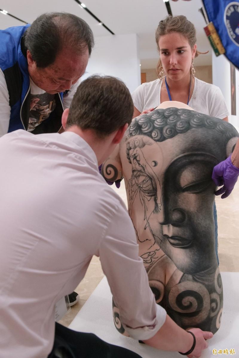 探索身體最深的表層 「刺青─身之印」特展作品搶先曝光