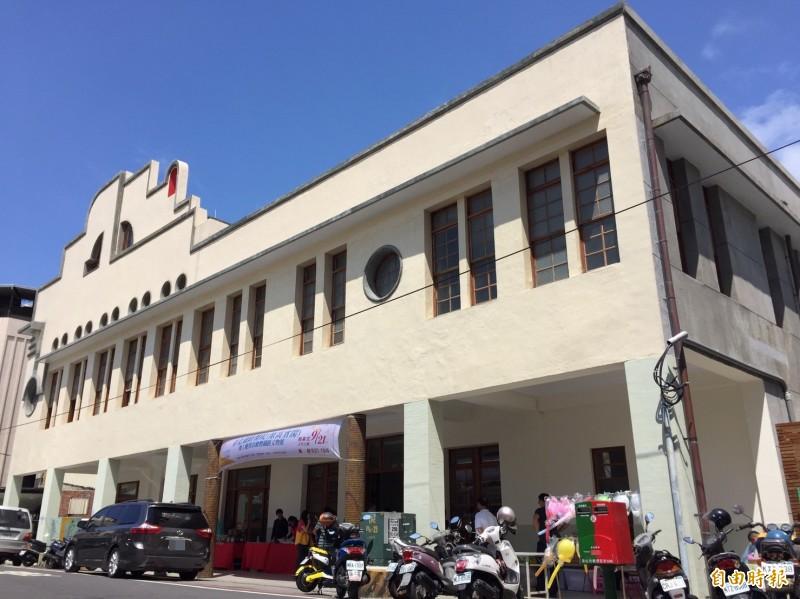高賓閣酒店古蹟修復 月租18萬元招商流標4次