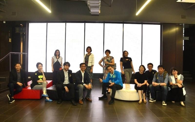 侯友宜訪泰取經文創產業 受邀參加「2020曼谷設計週」
