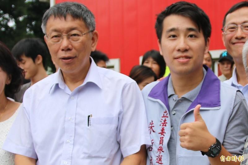 朱哲成獲提名卻遭爆曾涉性騷、欠錢不還 朱明將提告
