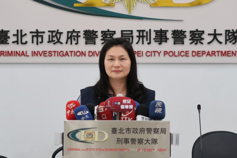 超勵志!昔日警大福利社賣飲料 今成台北市女偵查隊長