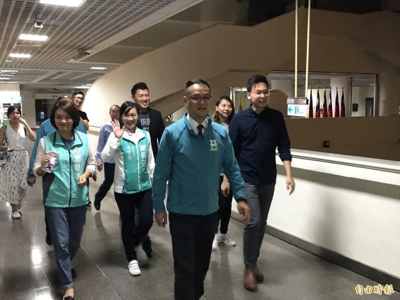 選戰對上賴士葆 阮昭雄:結合非國民黨力量有機會勝選