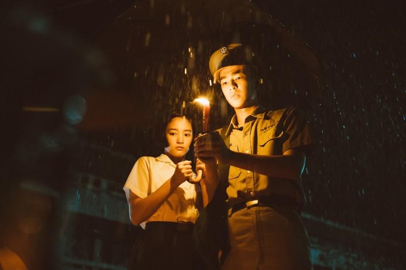 由人氣恐怖電玩改編的國片《返校》,以白色恐怖時代的國家迫害為背景,上映短短2天,已經累積4550萬票房。(影一提供)