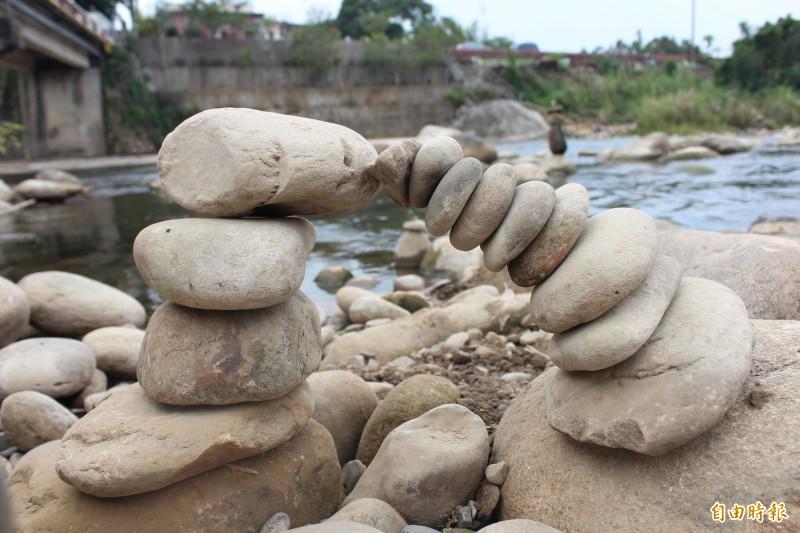立竿見影不稀奇 鹿江盃「立石見溪」檢視河川健康