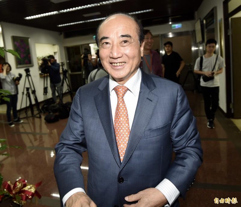 王金平披橘袍選2020?親民黨證實:確已接觸宋楚瑜