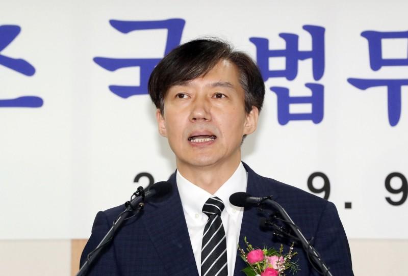 韓國檢方不是蓋的!今強硬搜索法務部長住宅