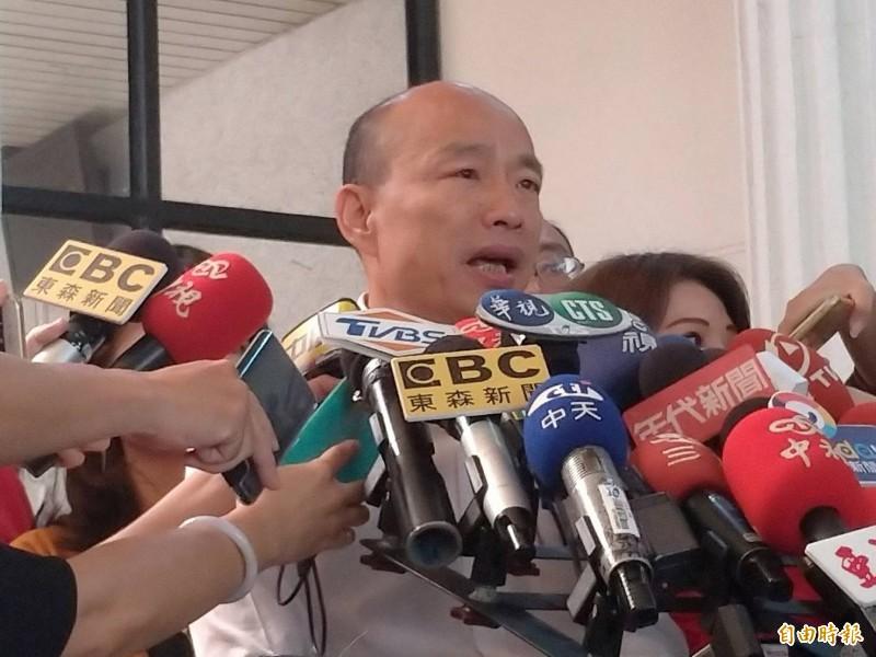 韓國瑜否認「挖石油」 蘇揆打臉:睜眼說瞎話最好例子