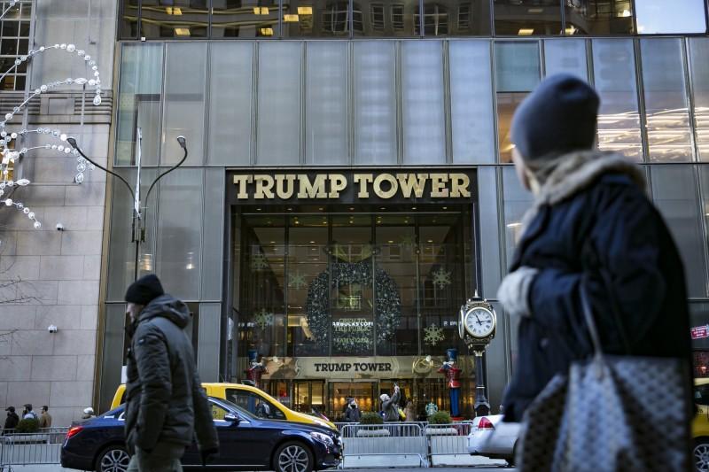 驚!川普大廈失竊 逾千萬元珠寶首飾不翼而飛