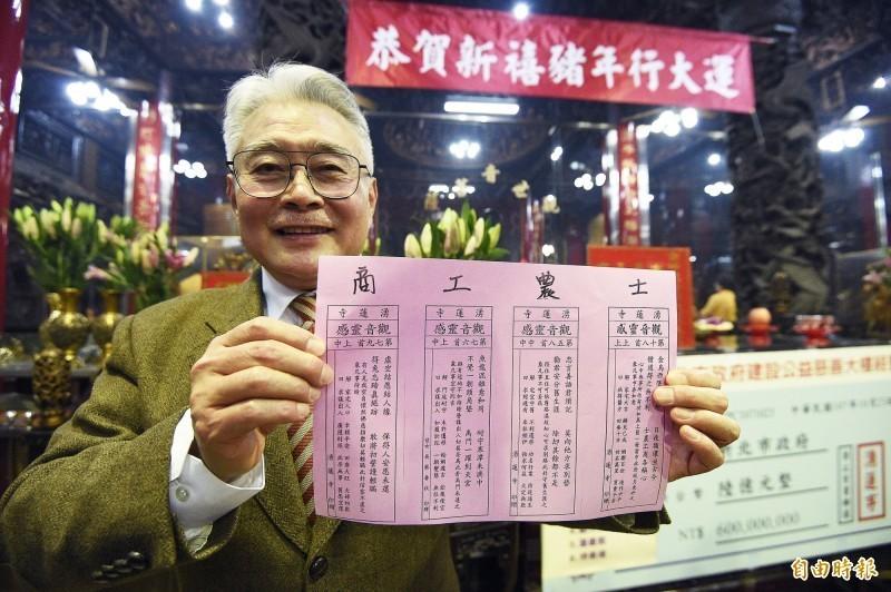 朱立倫認為,楊秋興、陳宏昌曾經是國民黨內資深同志,因此都應該「找回來」。(資料照)