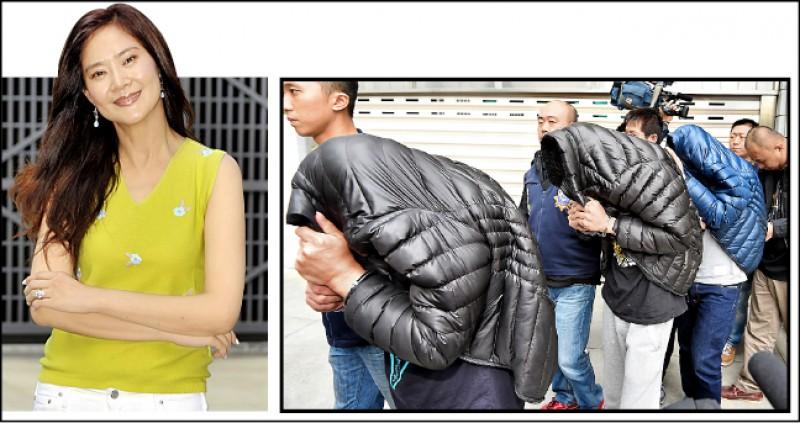 詐騙女藝人俞小凡,兩車手判應連帶賠償4千餘萬。(資料照)