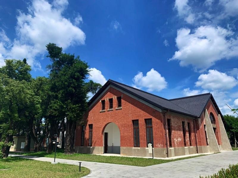 台南「山上花園水道博物館將於雙十國慶開館。(王時思提供)
