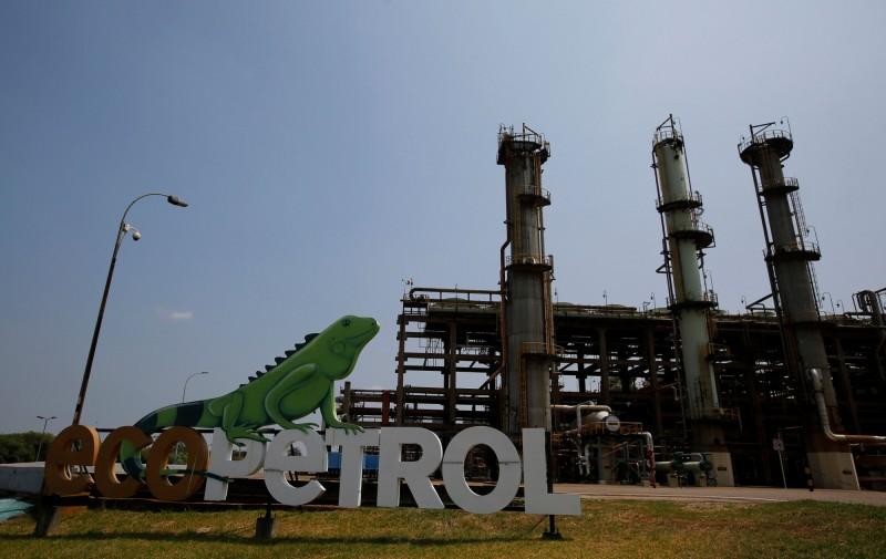 哥倫比亞國營石油公司(Ecopetrol)的輸油管線遭遇炸彈攻擊。(路透)