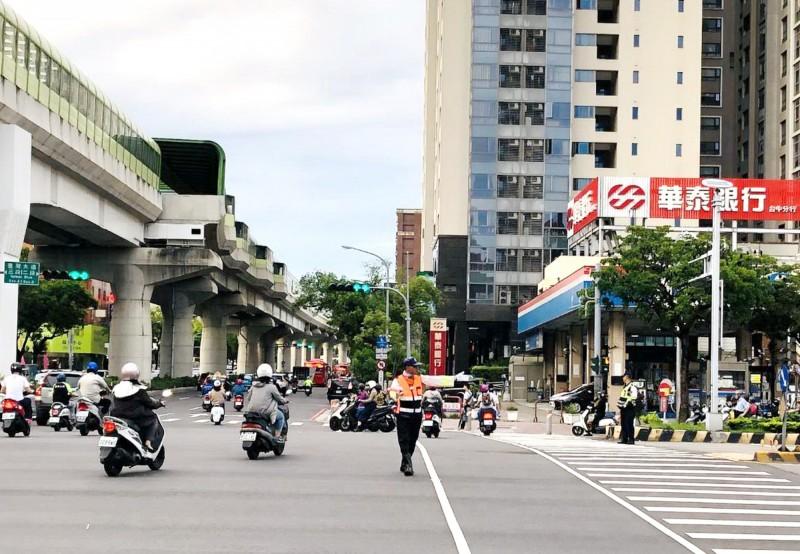 因應國慶連假車潮,台中市府將自9日至13日實施道路交通管制及疏導措施。(交通局提供)