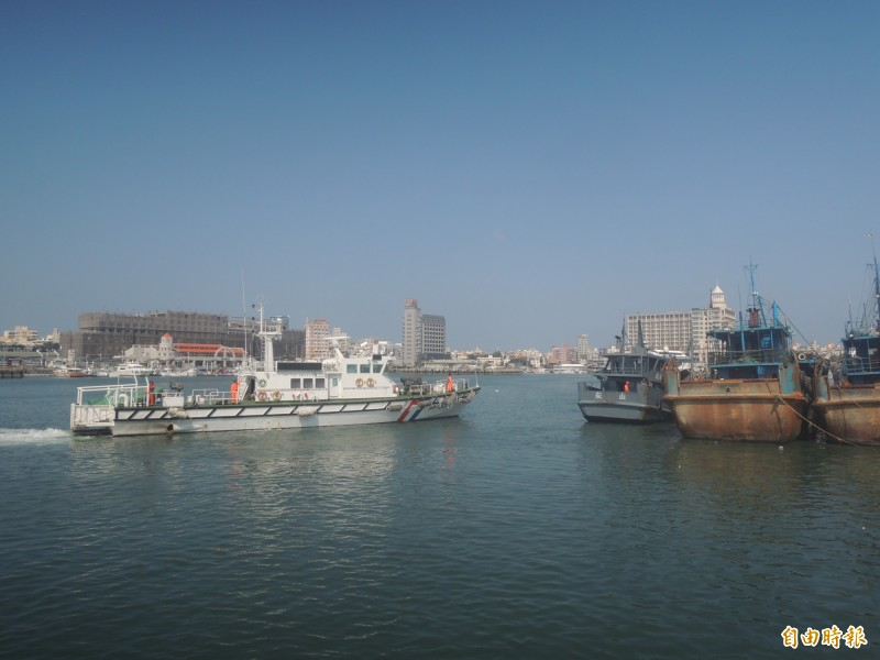 澎湖海巡隊爭取千噸艦艇進駐 強化巡弋及查扣能量