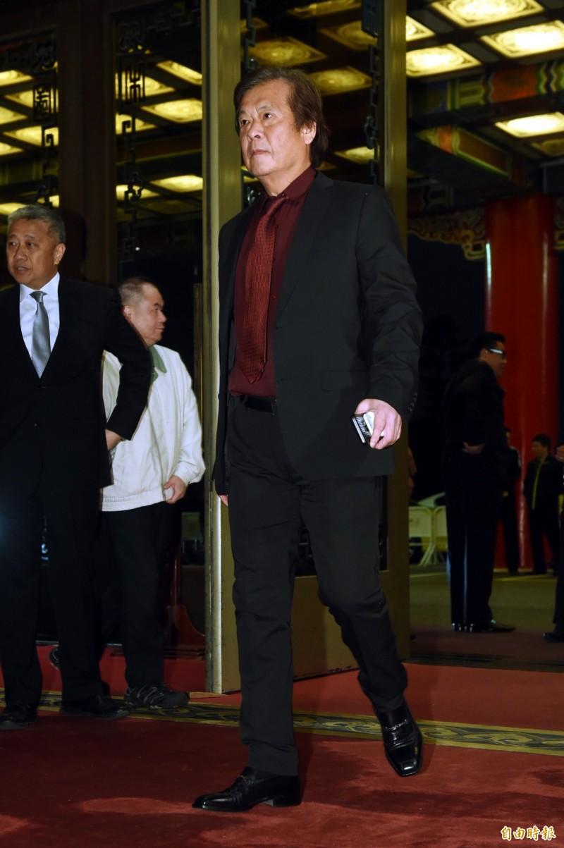 前華視總經理郭建宏。(資料照)