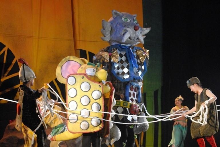 紙風車劇團將於10月12日在朴子市演出。(紙風車劇團提供)