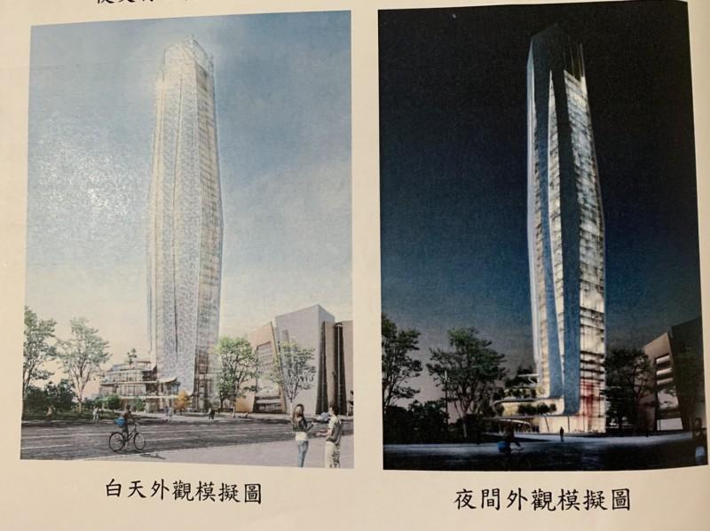 又改設計? 中市議員擔心「台灣塔3.0」歷經三位市長還蓋不起來