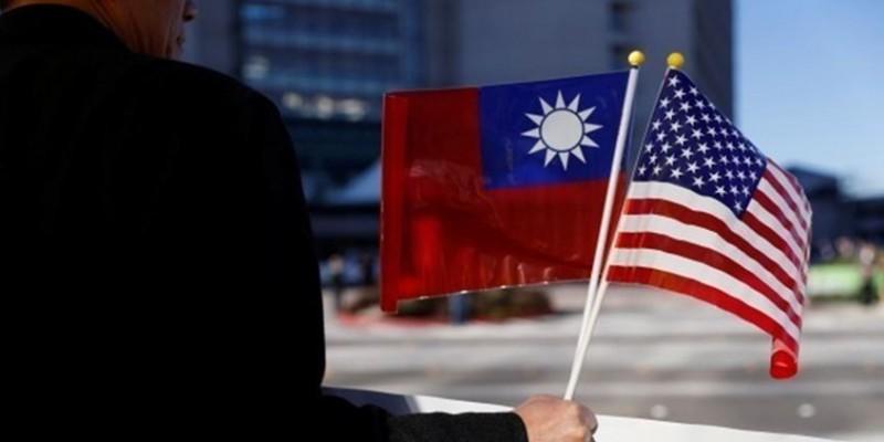 白宮網站受理請願連署,提案要求美方正式承認台灣是國家。(路透檔案照)
