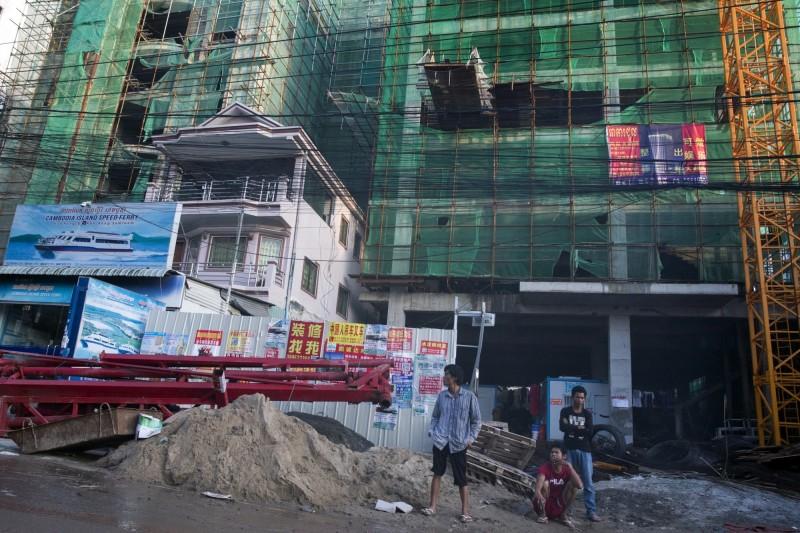 中國投資開發 美媒:柬國西哈努克港已成中國城市