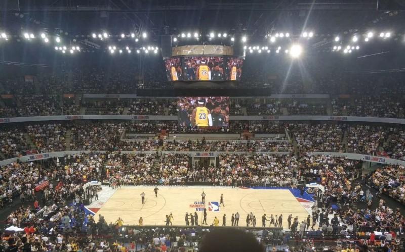 深圳賽觀眾爆滿!NBA微博發文又讓中國網友崩潰了