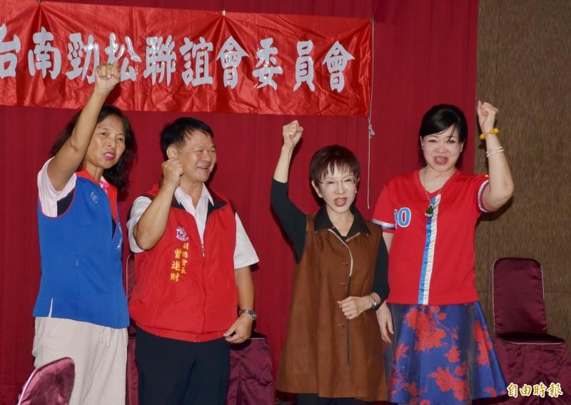 韓邀蔡辯論兩岸政策 洪秀柱:中華民國政府不等於台灣