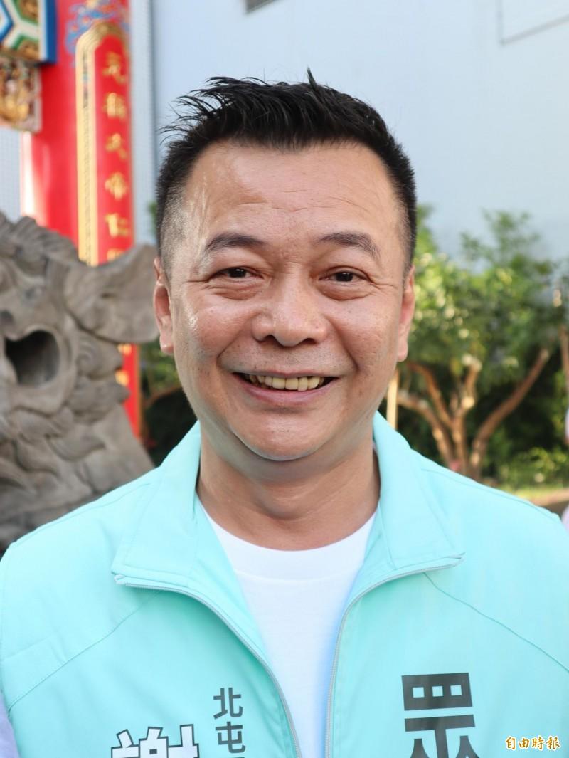 郭柯開打?台中市第五選區立委混戰 民眾黨確定推謝文卿