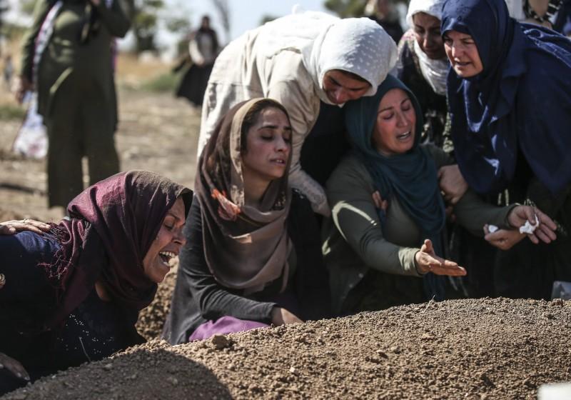 土耳其進攻敘利亞庫德族 宣布已佔領邊境重要城市