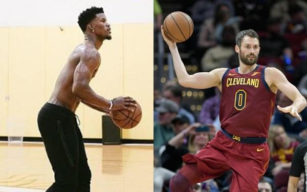 NBA》巴特勒凌晨練球比老大還狂 騎士一哥卻酸「沒路用」
