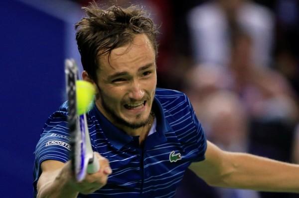 網球》梅德維夫打破三巨頭壟斷 上海名人賽首封王