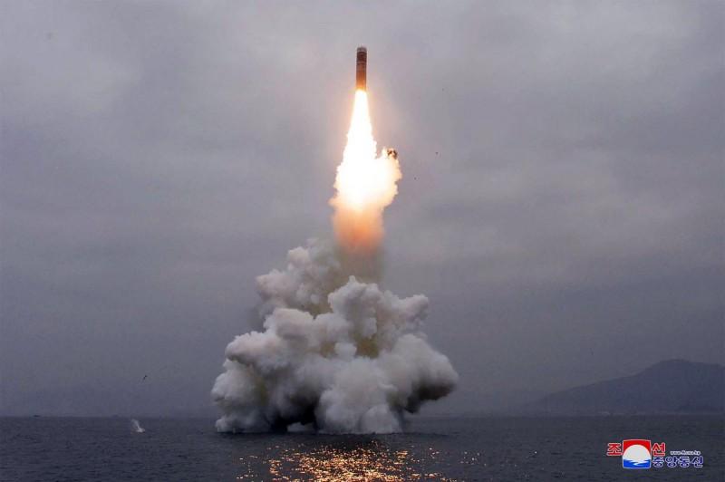 應對北韓潛射飛彈 南韓海軍:需引進核子潛艦